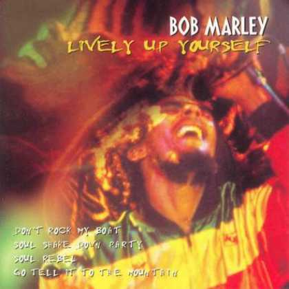 Bob Marley - Bob Marley Lively Up Yourself