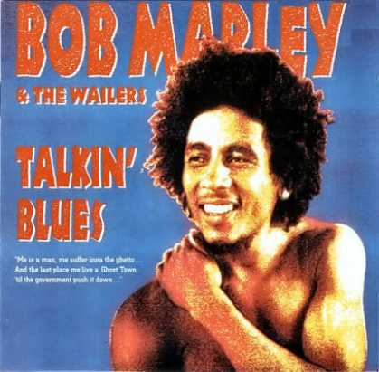 Bob Marley - Bob Marley Talking Blues