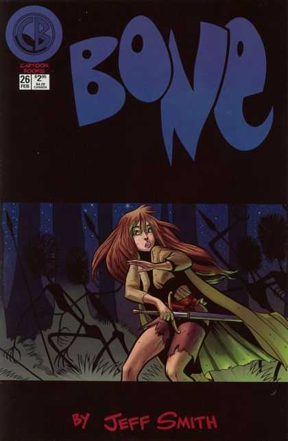 Bone 26 - Jeff Smith