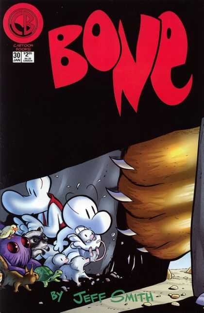 Bone 30 - Jeff Smith