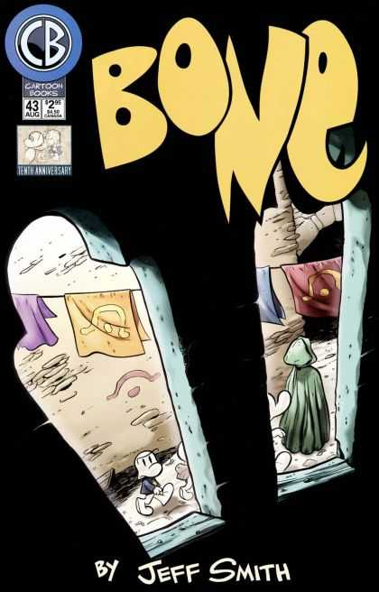 Bone 43 - Jeff Smith