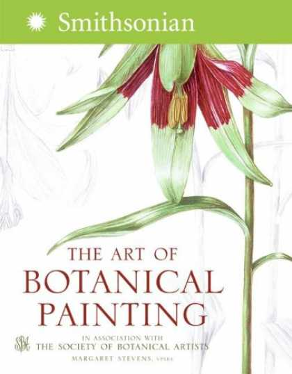 Books About Art - The Art of Botanical Painting