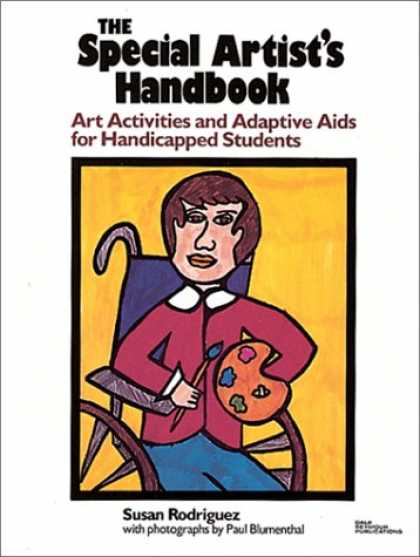 Books About Art - Special Artists Handbook: Art Activities and Adaptive Aids for Handicapped Stude