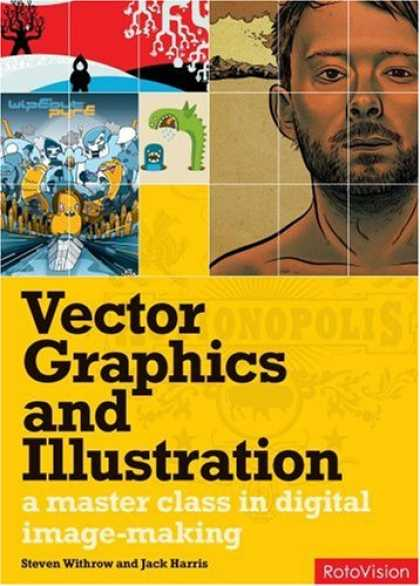 Books About Art - Vector Graphics and Illustration: A Master Class in Digital Image-making