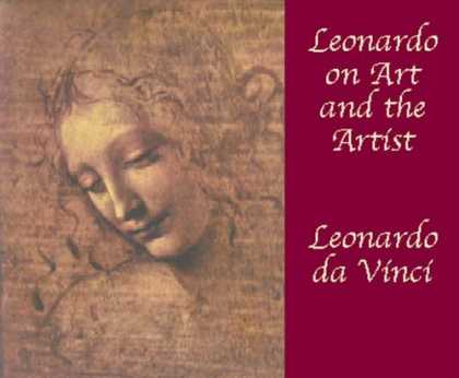 Books About Art - Leonardo on Art and the Artist
