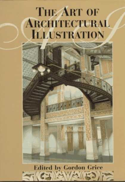 Books About Art - The Art of Architectural Illustration