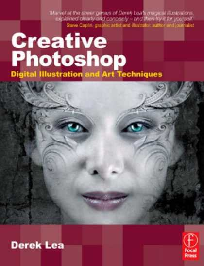 Books About Art - Creative Photoshop: Digital Illustration and Art Techniques, covering Photoshop