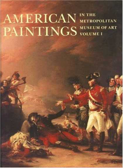 Books About Art - American Paintings in The Metropolitan Museum of Art, Vol. 1