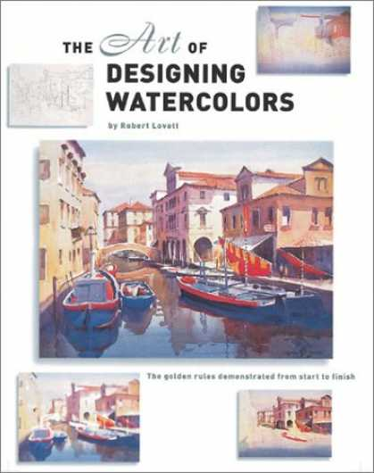 Books About Art - The Art of Designing Watercolors