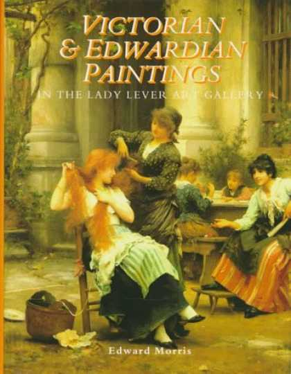 Books About Art - Victorian & Edwardian Paintings in the Lady Lever Art Gallery: British Artists B