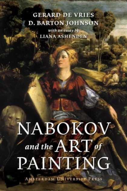 Books About Art - Nabokov and the Art of Painting
