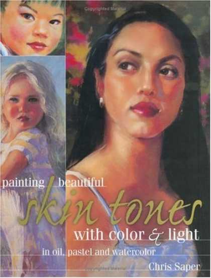 Books About Art - Painting Beautiful Skin Tones with Color & Light