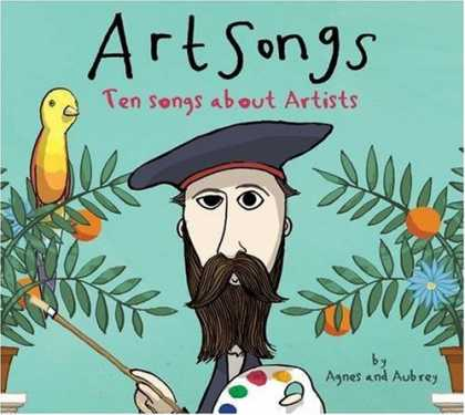 Books About Art - Art Songs: Ten Songs about Artists