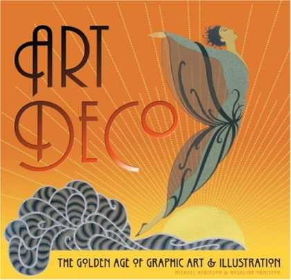 Books About Art - Art Deco: The Golden Age of Graphic Art and Illustration