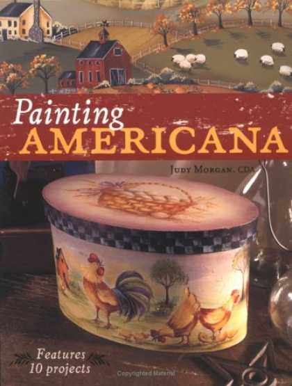 Books About Art - Painting Americana