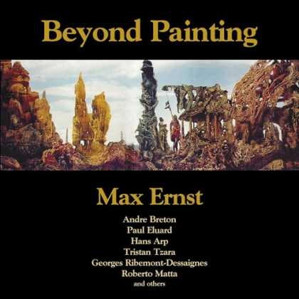 Books About Art - Beyond Painting: And Other Writings by the Artist and His Friends (Solar Art Dir