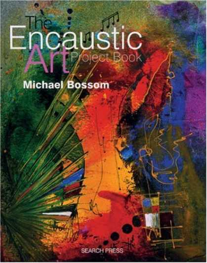 Books About Art - The Encaustic Art Project Book