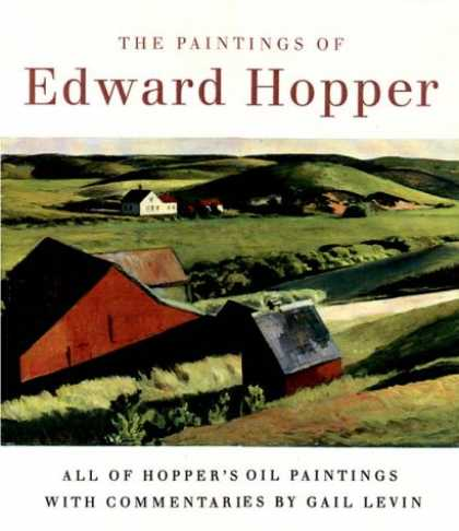 Books About Art - The Paintings of Edward Hopper
