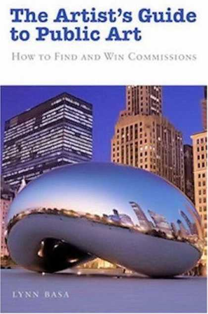 Books About Art - The Artist's Guide to Public Art: How to Find and Win Commissions