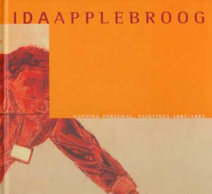 Books About Art - Ida Applebroog: Nothing Personal, Paintings 1987-1997