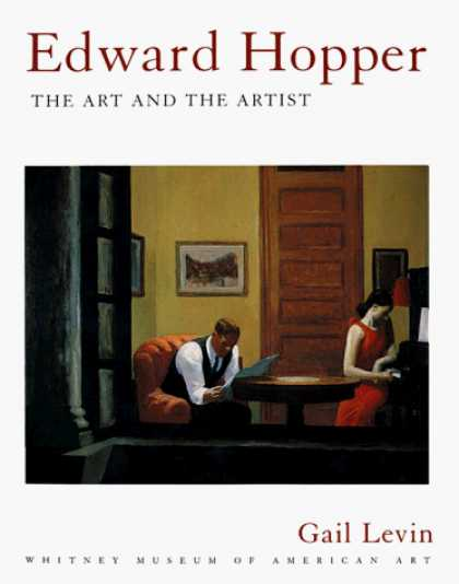 Books About Art - Edward Hopper: The Art and the Artist