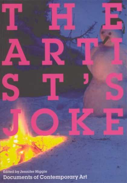 Books About Art - The Artist's Joke (Documents of Contemporary Art)