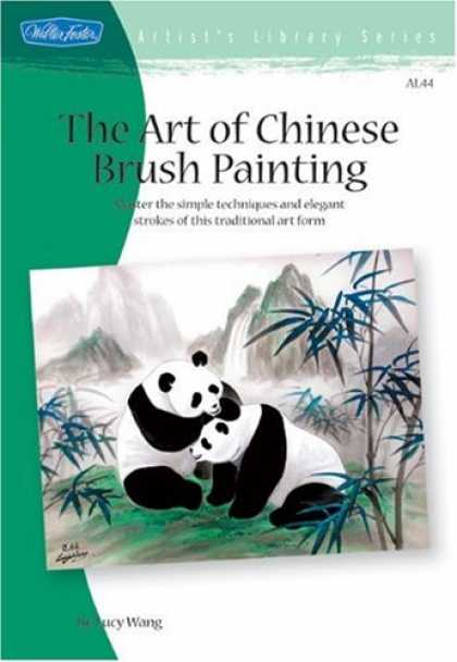 Books About Art - Art of Chinese Brush Painting (Artist's Library Series)