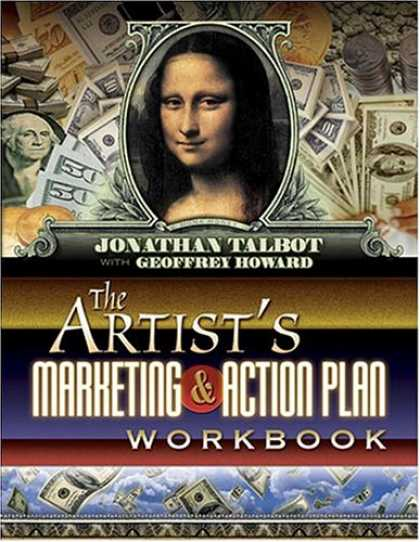 Books About Art - The Artist's Marketing and Action Plan Workbook