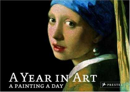 Books About Art - A Year in Art: A Painting a Day