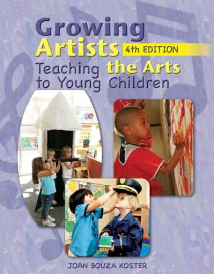 Books About Art - Growing Artists: Teaching the Arts to Young Children