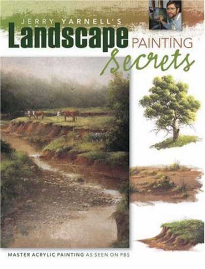 Books About Art - Jerry Yarnell's Landscape Painting Secrets