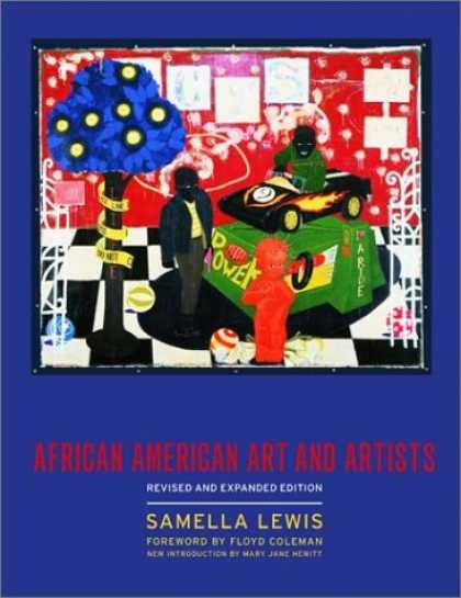 Books About Art - African American Art and Artists
