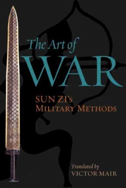 Books About Art - The Art of War: Sun Zi's Military Methods (Translations from the Asian Classics)