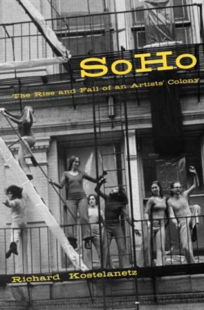 Books About Art - Soho: The Rise and Fall of an Artist's Colony