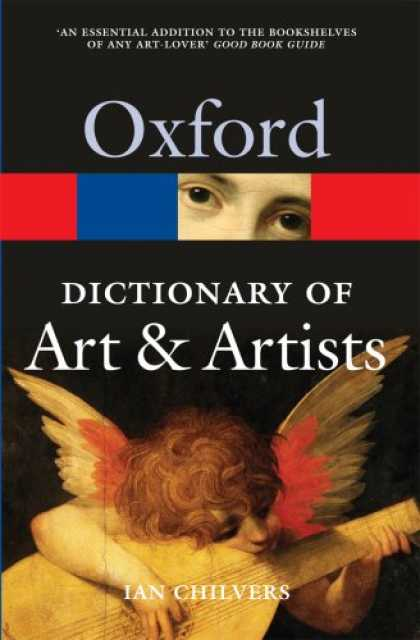Books About Art - The Oxford Dictionary of Art and Artists (Oxford Paperback Reference)