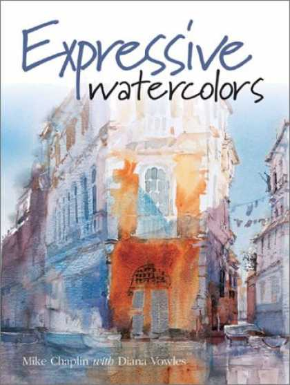 Books About Art - Expressive Watercolors