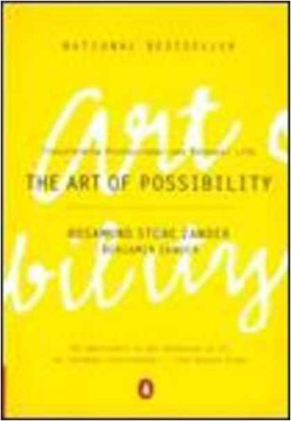 Books About Art - The Art of Possibility: Transforming Professional and Personal Life