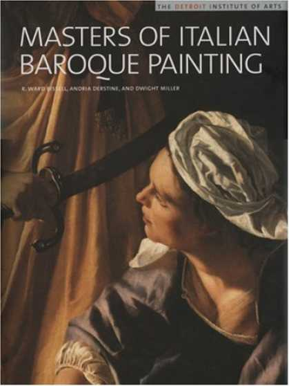 Books About Art - Masters of Italian Baroque Painting: The Detroit Institute of Arts