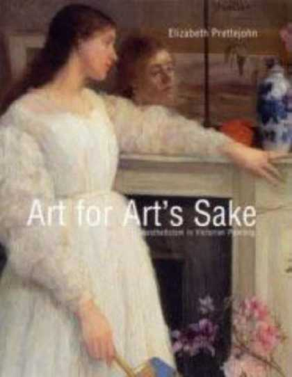 Books About Art - Art for Art's Sake: Aestheticism in Victorian Painting (Paul Mellon Centre for S