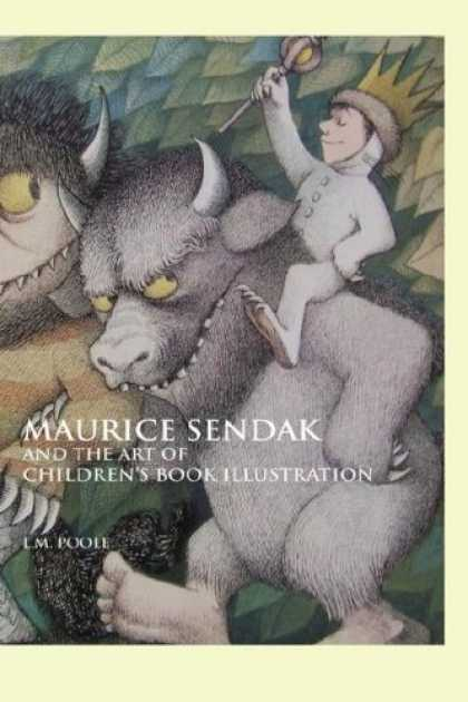 Books About Art - Maurice Sendak and the Art of Children's Book Illustration