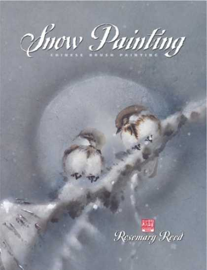 Books About Art - Snow Painting: Chinese Brush Painting
