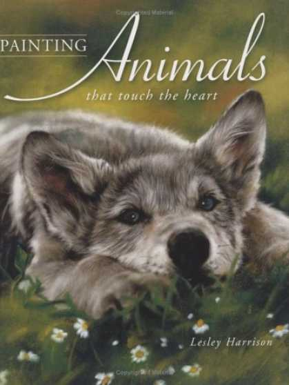 Books About Art - Painting Animals That Touch the Heart