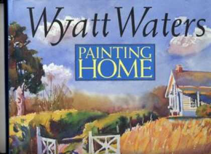 Books About Art - Painting Home
