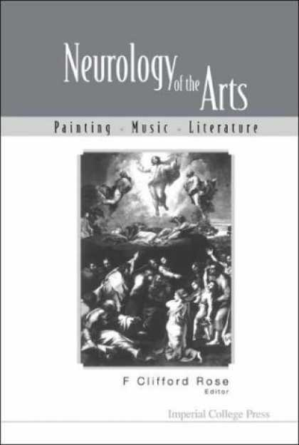 Books About Art - Neurology of the Arts: Painting, Music, Literature