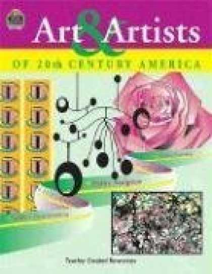 Books About Art - Art & Artists of 20th Century America