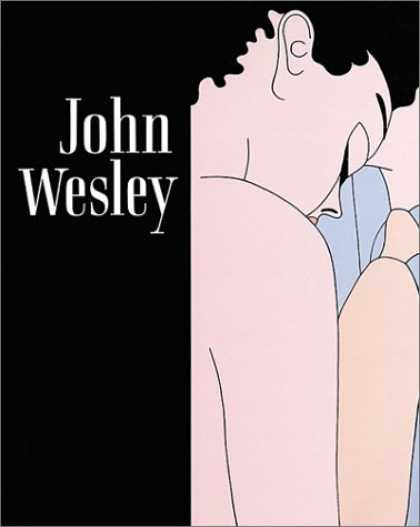 Books About Art - John Wesley: Paintings: 1961-2000