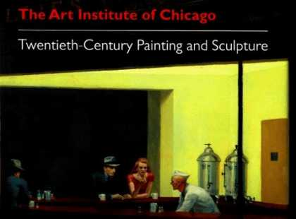 Books About Art - The Art Institute of Chicago, 20th-Century: Painting and Sculpture