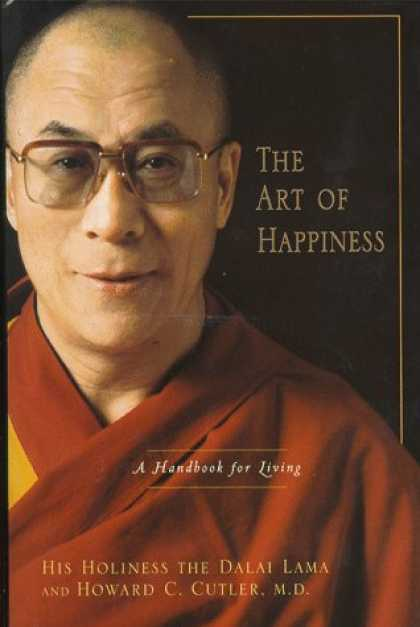 Books About Art - The Art of Happiness: A Handbook for Living