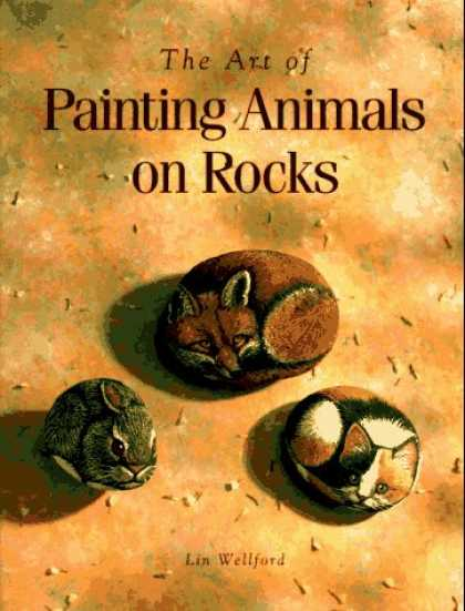 Books About Art - The Art of Painting Animals on Rocks