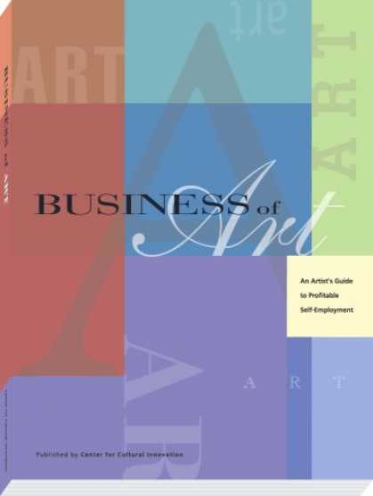 Books About Art - Business of Art: An Artist's Guide to Profitable Self-Employment